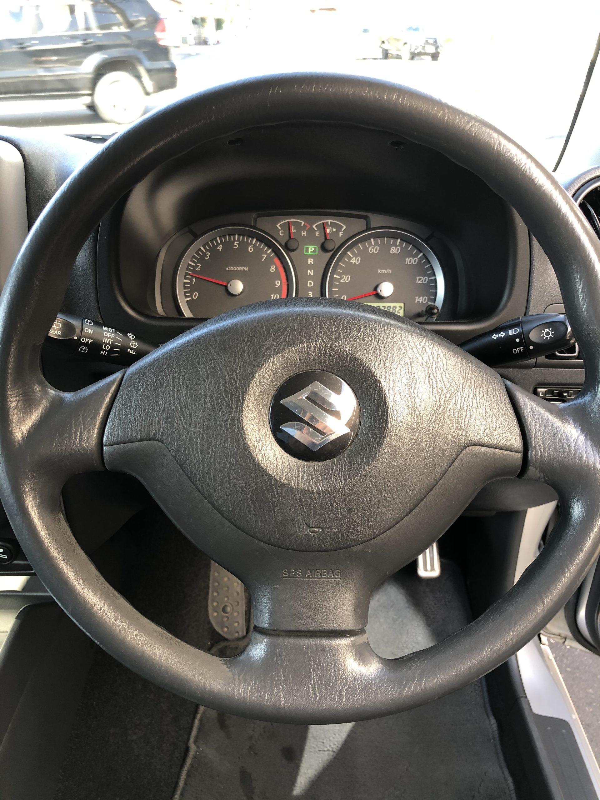 SUZUKI ジムニー XC 4WD リフトアップ
