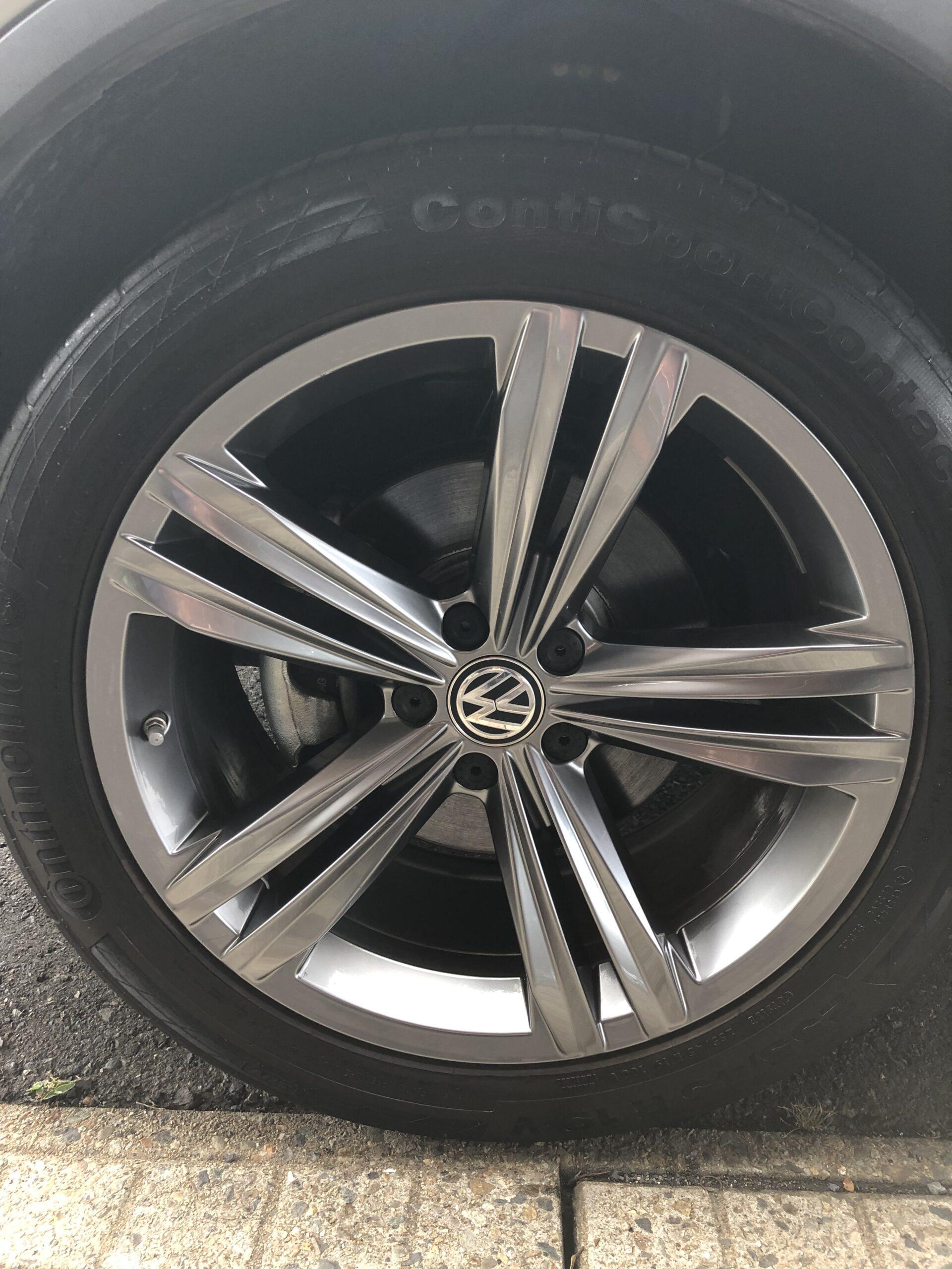 VW ティグアン TSI Rライン